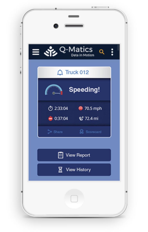 Q-Matics App